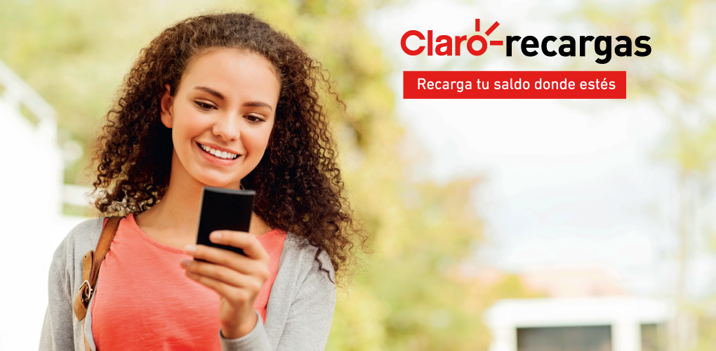 ▷ Send Recharge Claro Panama from the United States